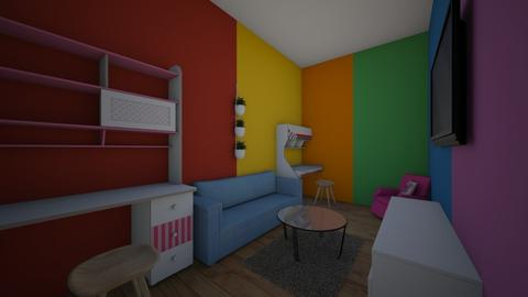 Kids longe - Kids room - by goldstein d