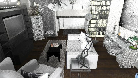 cool - Living room - by drummerx33grl17