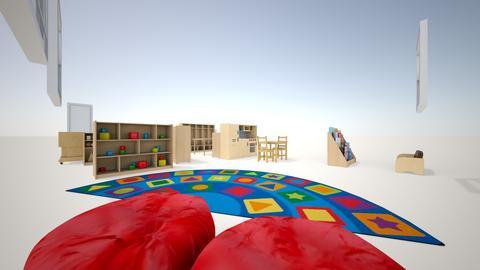 Rebekahs preschool Class - Kids room - by FMXDAGLKMADDEZUTNUJMFBRVTQFQCWK