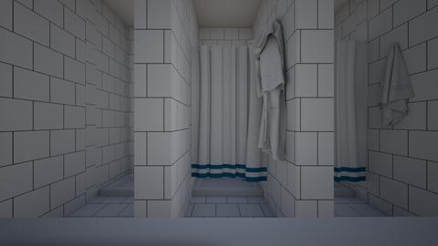 Communal Bathroom 3 - Bathroom - by SammyJPili