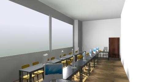 Class Room C206 - Minimal - Office - by bwebox