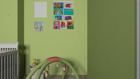 Nursery  - Eclectic - Kids room - by loveerawr