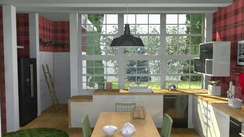 And so it is Christmas... - Eclectic - Kitchen - by du321
