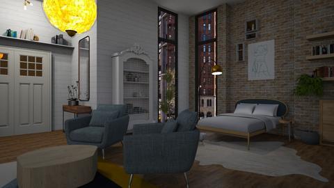 minimal - Minimal - Living room - by tolo13lolo
