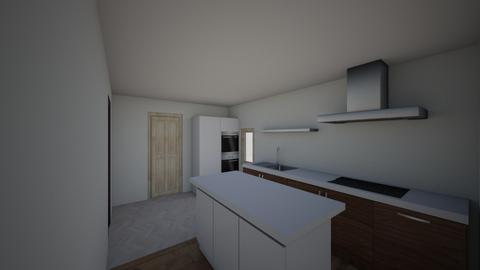 Woonkamer en keuken def - Living room - by Britt9