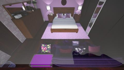 anisah competition entry - Modern - Bedroom - by amaanisah06