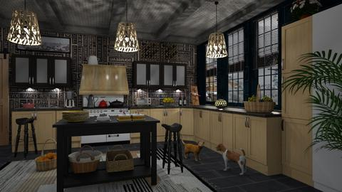 Kitchen Renovation - by lydiaenderlebell