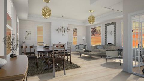 living 2 - Vintage - Living room - by natalie Pfingst