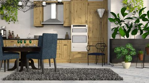 IP Artisan Kitchen - Kitchen - by millerfam
