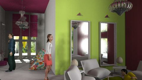 Frances - Minimal - Living room - by lilica