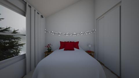 home - Bedroom - by Nan92