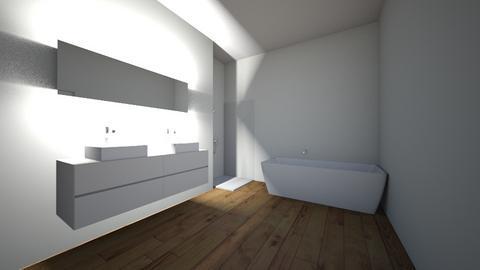 HOME - Bathroom - by andrijaaca