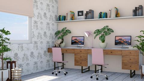 Urban Jungle Office - Office - by fashionistafalida
