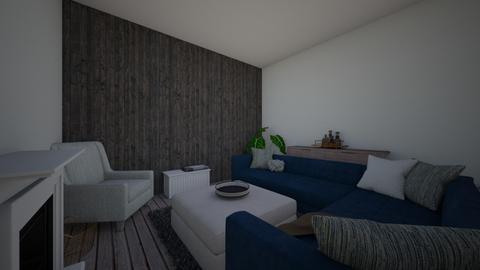 Living room1 - Living room - by Natalia Bickford