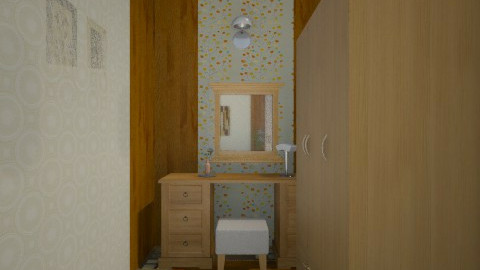 A Bedroom E - by saniya123