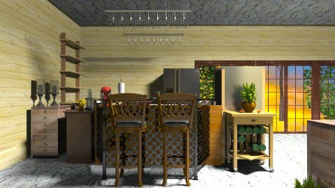kitchen - Kitchen - by ferguesfalls