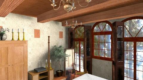 gust room - Living room - by julija