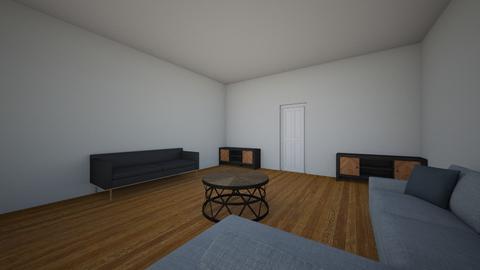 Living Room - Retro - Living room - by proteo