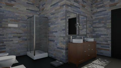 Mist - Modern - Bathroom - by Vlad Tepes