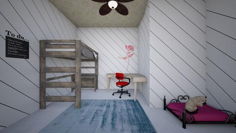 My Future Bedroom - Bedroom - by 455304