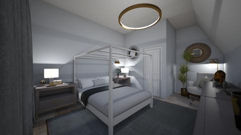 home1 - Living room - by dorotazulczyk1