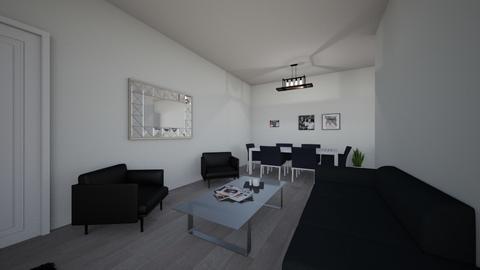 Open condo - Glamour - Bathroom - by 1001441