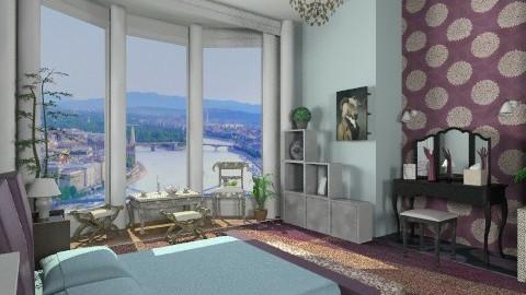BR - Eclectic - Bedroom - by milyca8
