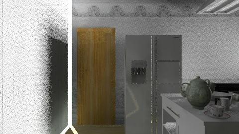 room2 - Retro - Kitchen - by nakaami