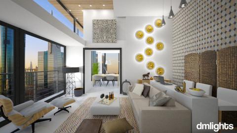 The Dubai Empire - Living room - by DMLights-user-1042262