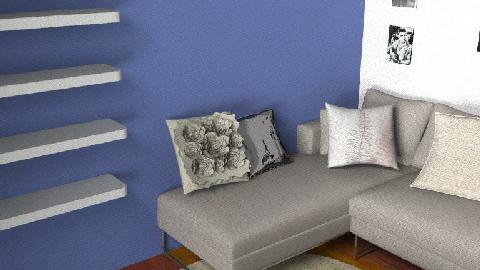 My Room2 - Living room - by Caroline Lily
