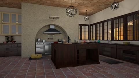 372 - Kitchen - by Jade Autumn