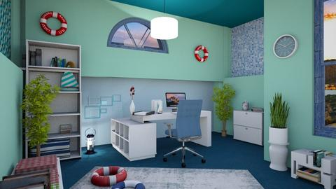 nauticql office - Office - by zayneb_17