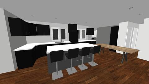 Kitchen Remodel V5 - Kitchen - by prdillon1012