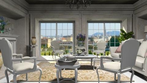WZ - Classic - Living room - by XValidze