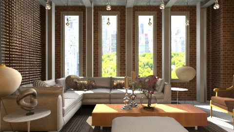 Albert Loft Lounge - Modern - Living room - by 3rdfloor