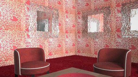 Small corner - Glamour - Living room - by giulygi