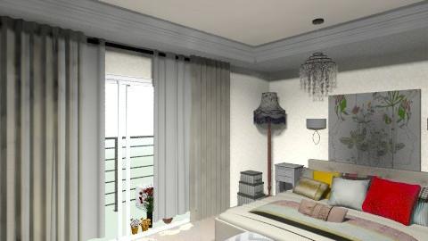master bedroom test fnal_ - Vintage - Bedroom - by bellabravis