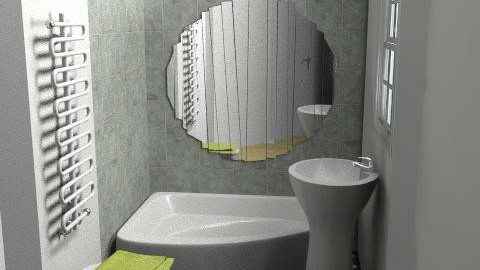 Cotswolds Barn - Bathroom2 - Classic - Bathroom - by toadfool