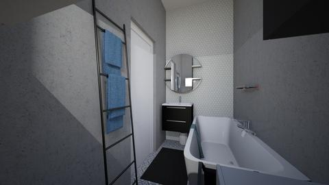 d1 - Bathroom - by kinia21