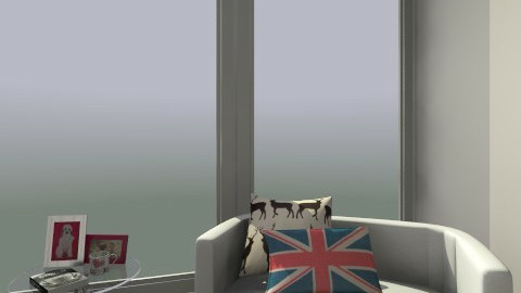 living room  - Modern - Living room - by kitkatrulz01