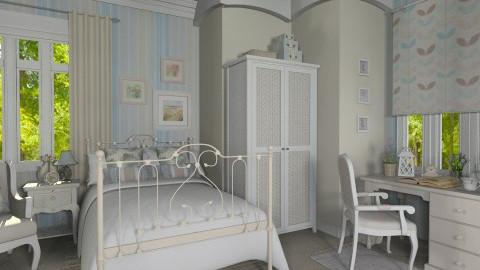 Valerie - Bedroom - by Violetta V
