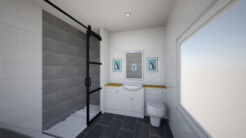 New 2 Ensuite Bathroom - Bathroom - by PaulineA
