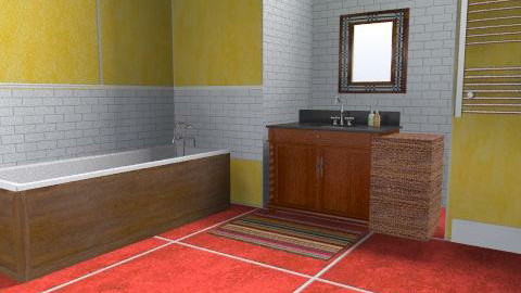 Bathroom - Global - Bathroom - by lovegirl1782