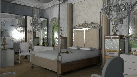 regal v1 - Classic - Bedroom - by auntiehelen