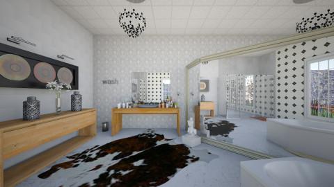 banheiro ssa - Bathroom - by Araujo