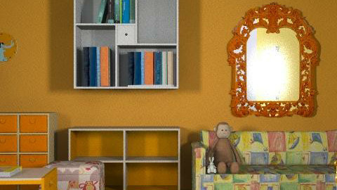 Kidzzi - Minimal - Kids room - by SariJo