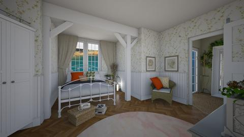 part - Bedroom - by basia1409_2000