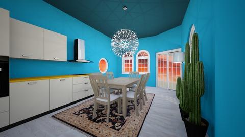 New Mexico Kitchen - Kitchen - by Anna Weyer