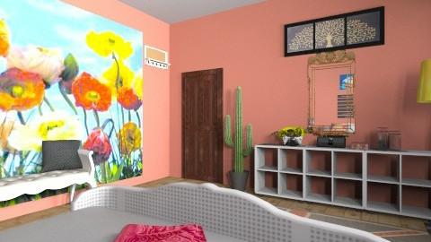 Alias bedroom 3 - Modern - Bedroom - by Aliahamr