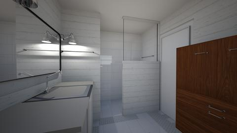 Master Bathroom II - Bathroom - by jhtarheel84